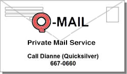 Quicksilver Q-Mail
